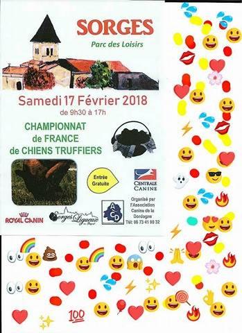Championnat de France Cavage 2018