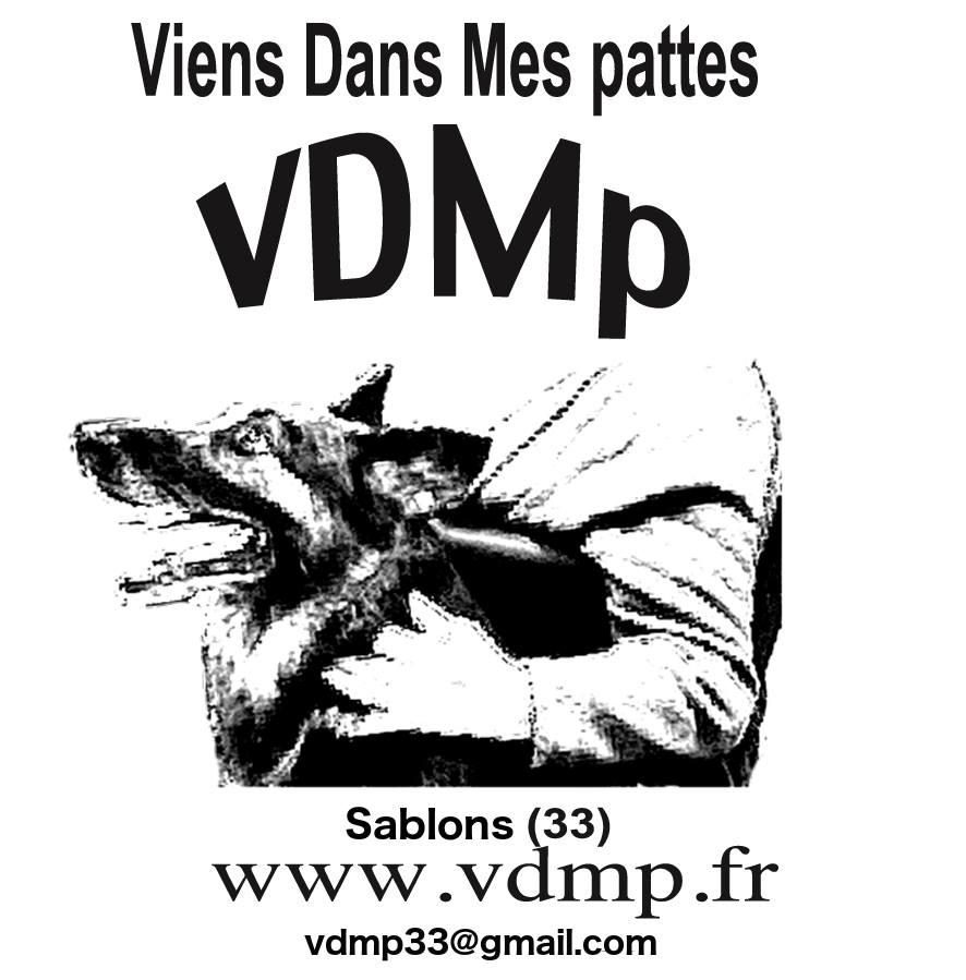 Logo club canin vdmp
